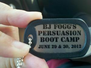 boot camp_dog tag